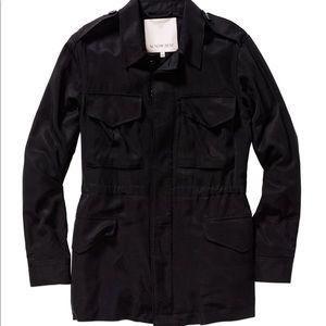 Aritzia Sunday Best Bellow Utility Jacket Black SM